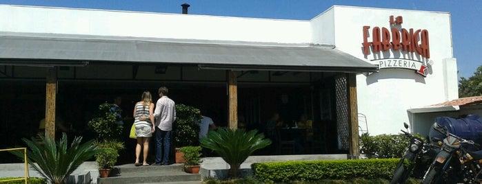 La Fabbrica Pizzería is one of Pepe 님이 좋아한 장소.