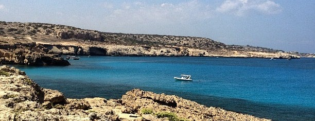 Blue Lagoon is one of Cypriot summers.
