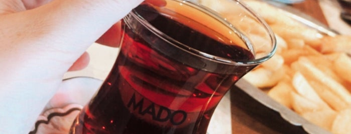 Mado is one of Bora : понравившиеся места.