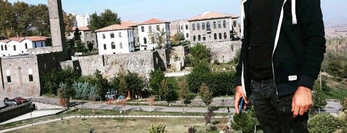 Hz. Süleyman Camii is one of diyarbakır.