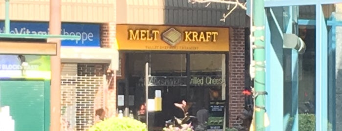 Melt Kraft is one of Philadelphia Food & Drink.