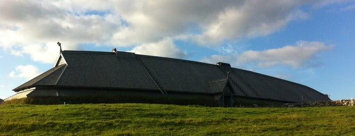 Lofotr Vikingmuseum is one of The #AmazingRace 23 travel map.