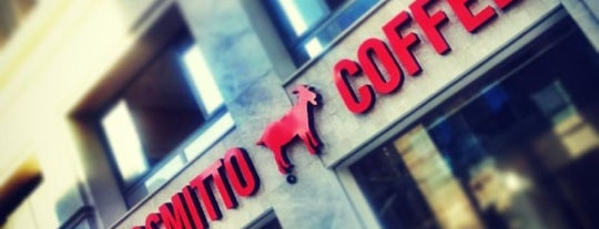 Cosmitto Coffee is one of Najla'nın Kaydettiği Mekanlar.