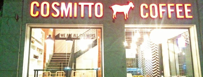 Cosmitto Coffee is one of Specials.