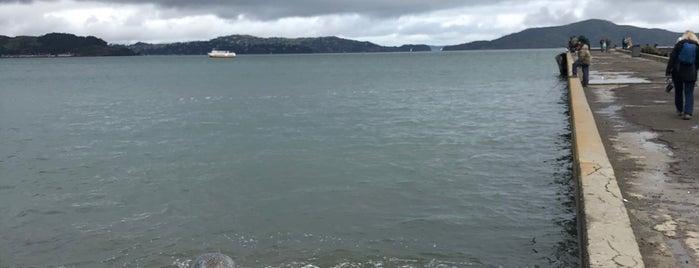Torpedo Wharf is one of Locais curtidos por Cristiano.