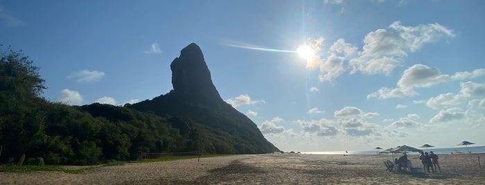 Praia da Conceição is one of Noronha.