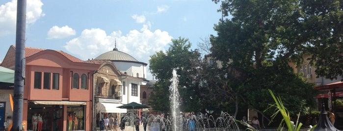 Meydan Restoran is one of Ohrid.