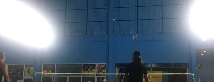 PK  ARENA  Badminton Club is one of สถานที่ที่ Paolo ถูกใจ.