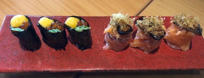 IKEDA Japanese Cuisine is one of Porto.