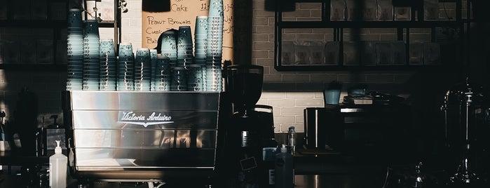Grambon Cafe is one of Khobar.