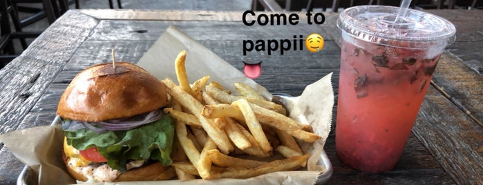 HACHÉ LA is one of LA best burgers.