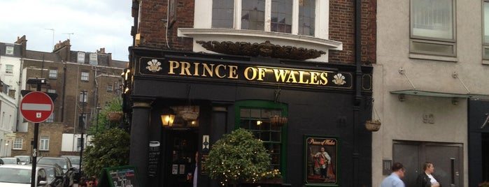 The Prince Of Wales is one of Lugares guardados de Kevin.