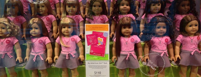 American Girl Atlanta is one of Locais curtidos por Kimberly.