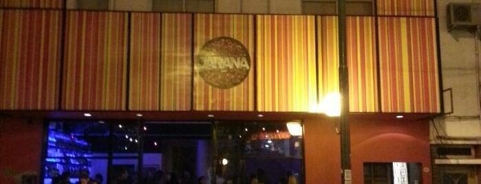 Jarana Bar And Hostel is one of Café.