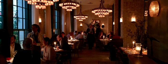 Le Coucou is one of New York, Restaurants I.
