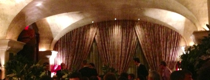 Bouley is one of michelin stars.