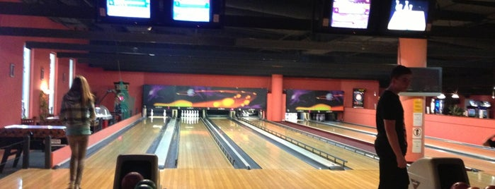 Equinoxe Bowling is one of Кирилл 님이 좋아한 장소.