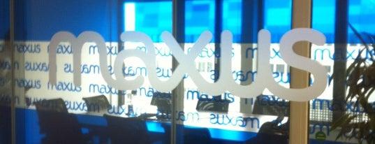 Maxus Communications GmbH is one of Stefan'ın Beğendiği Mekanlar.
