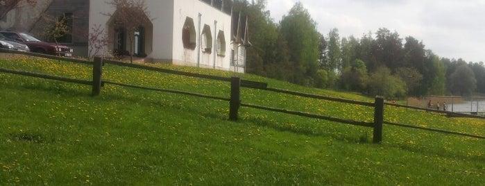 viesu nams Ausātas is one of AtputasBazes.lv VOL 2.