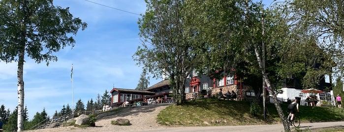 Grefsenkollen is one of Oslo.