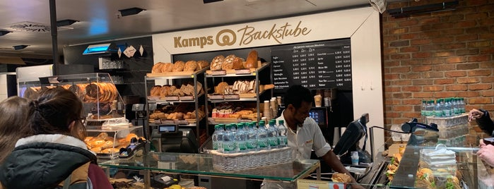 Kamps is one of Alles in Hamburg.