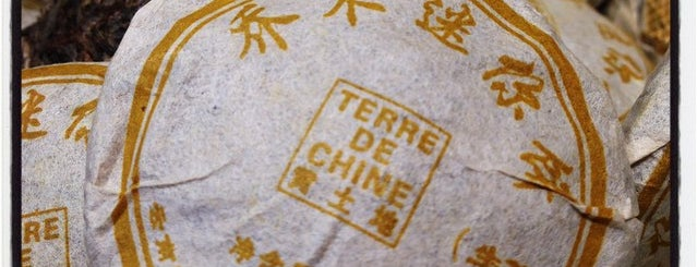 Terre De Chine is one of Autour du Thé.