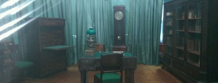 Музей М.Е. Салтыкова-Щедрина is one of Лизаветаさんの保存済みスポット.