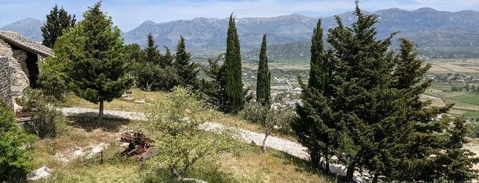 Lekursi Castle is one of Corfu, Greece.