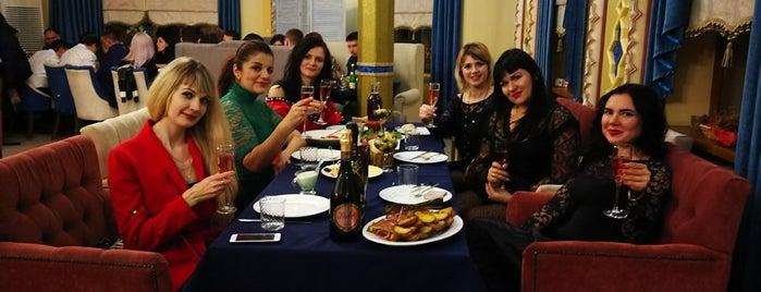 "Вкусное кафе ""Инжир"" is one of Lugares favoritos de Георгий."