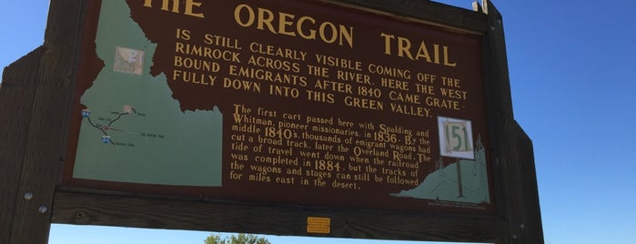 Oregon Trail is one of Road Trip!.