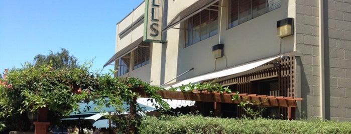 Bill's Cafe is one of Tempat yang Disukai Abhinav.