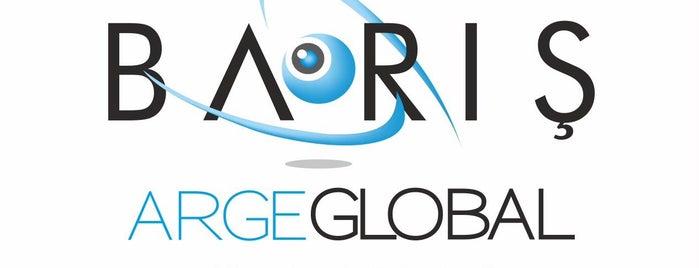 Barış Arge Global is one of Tempat yang Disukai 平和.