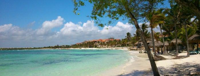 Playa Chac Halal is one of Lugares favoritos de Roberto.