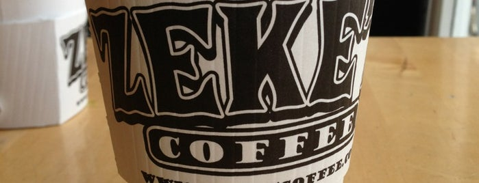 Zeke's Coffee (retail) is one of Baltimore's Best Coffee - 2013.