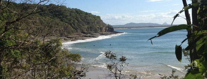 Noosa National Park is one of Lieux qui ont plu à T..