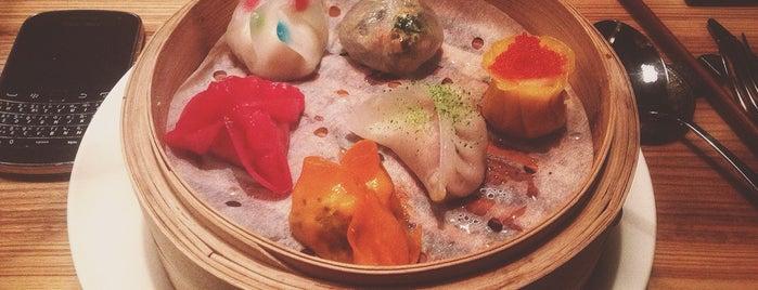 Madame Wong is one of Китайский ресторан.