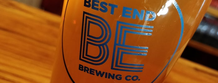 Best End Brewing Co. is one of Georgia Breweries.