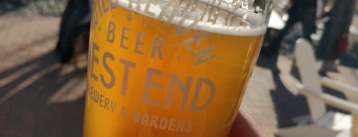 Wild Heaven West End Brewery & Gardens is one of Do: Atlanta ☑️.