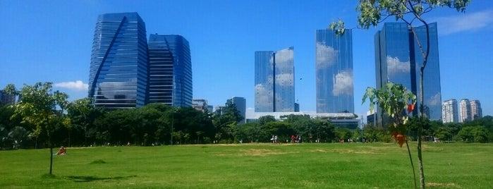 Parque do Povo (Mário Pimenta Camargo) is one of O Melhor de SP :).