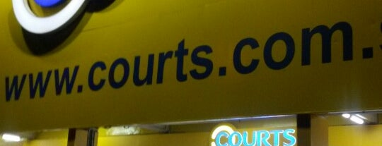 Courts is one of Locais curtidos por MAC.