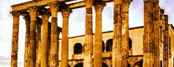 Templo de Diana is one of Lieux qui ont plu à Shanshan.