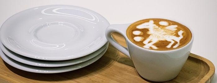 Seven Grams Specialty Coffee is one of SMA 님이 좋아한 장소.