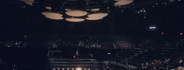 Park Avenue Armory is one of New York //.