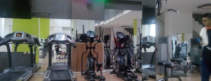 Vip Gym and Fitness Center is one of Posti che sono piaciuti a Fatih.