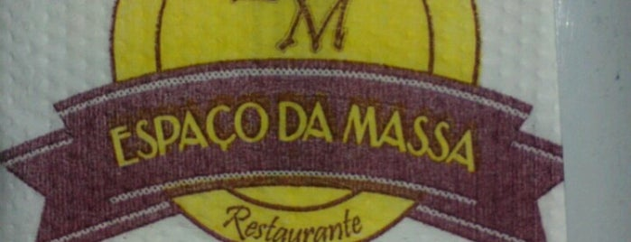 Espaço da Massa is one of boa comida!! =P.