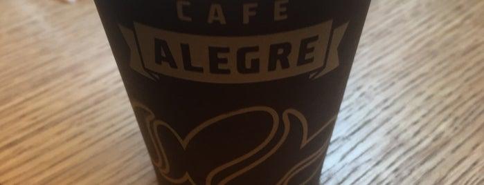 Café Alegre - Espresso Bar Anděl is one of Prague.