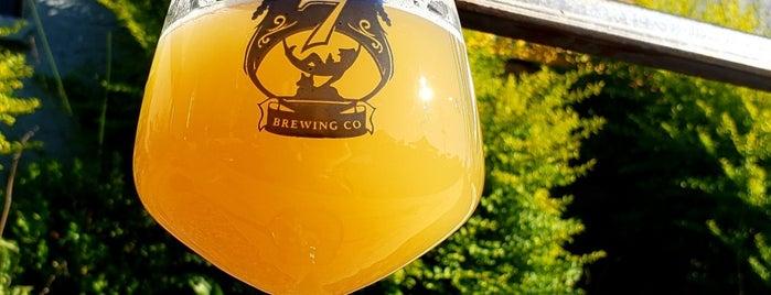 Ten7 Brewing Company is one of Posti salvati di Rachel.