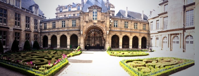 Musée Carnavalet is one of Paris Spots.