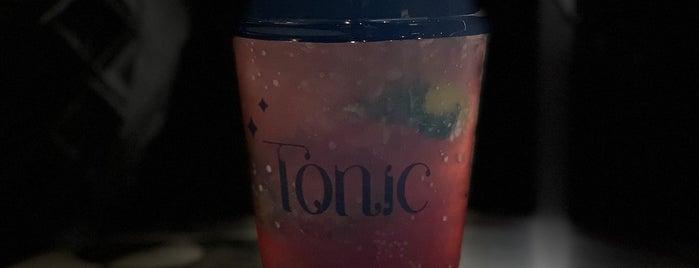 Toast & Tonic is one of Khobar.
