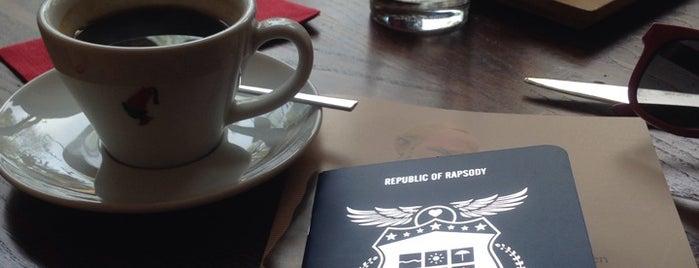 Holy Coffee is one of İstanbul Yeme&İçme Rehberi - 3.